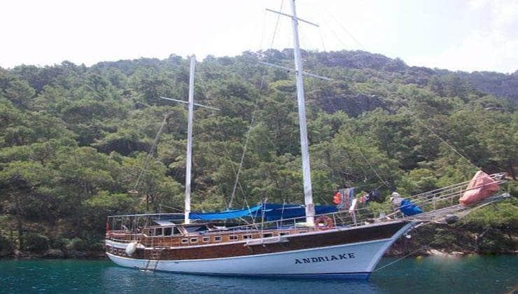 Andriake Yacht