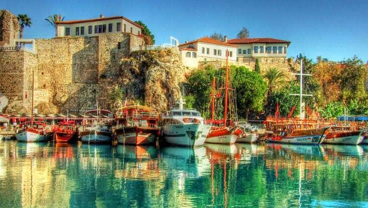 Cultural Turkey Tour Vacation in Antalya