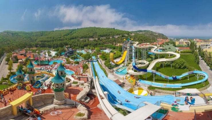 Kusadasi Aqua Fantasy Aquapark Hotel and Spa