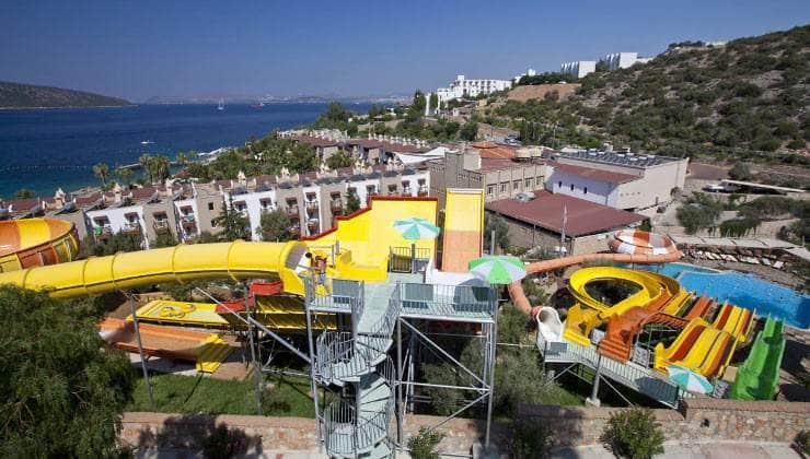 Bodrum Ersan Resort and Spa Hotel