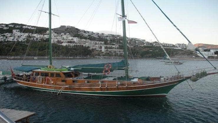 Golden Princess Yacht