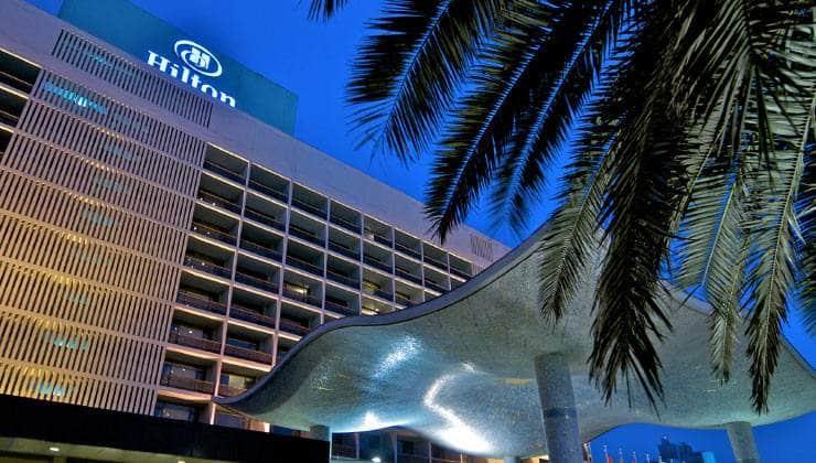 Istanbul Hilton Bosphorus