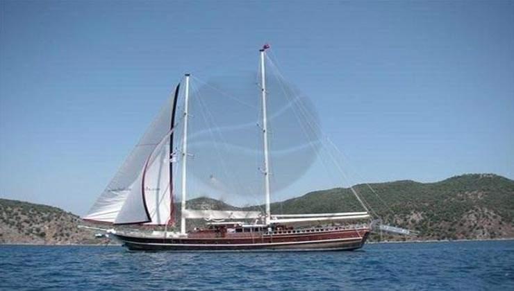 Holiday X Yacht Fethiye (4 – 6 pax)