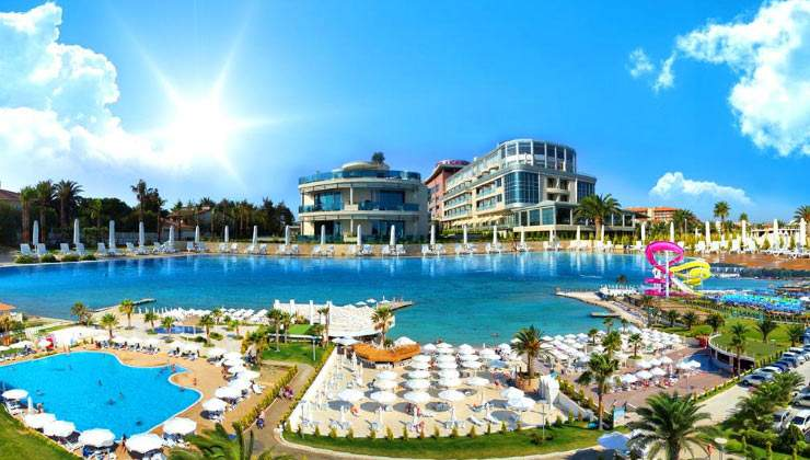 Ilica Hotel Cesme Spa and Wellness Thermal Resort