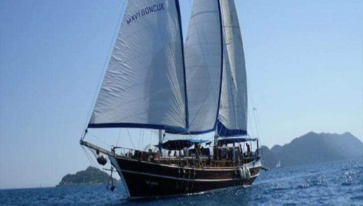 Mavi Boncuk Yacht