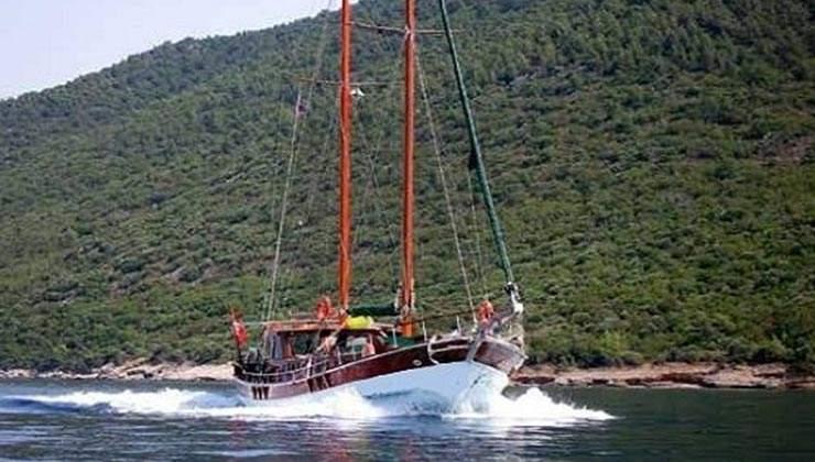 Aylin Mary Yacht