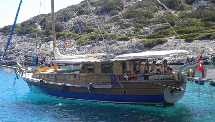 Bolero 1 Yacht
