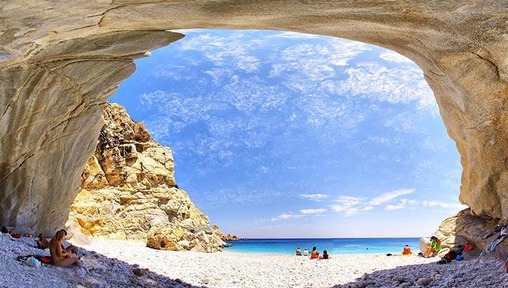 Santorini Mykonos and Ikaria