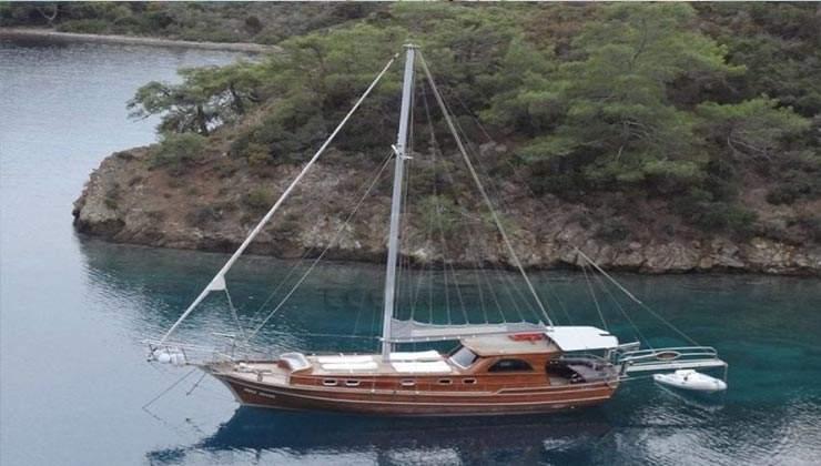 Mine Sevim Yacht