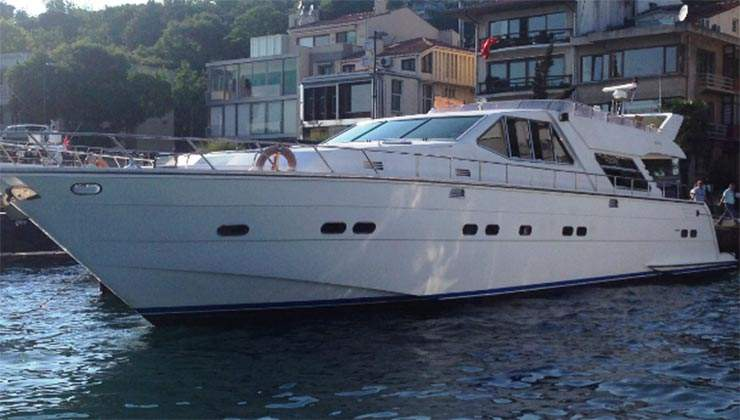 turkey private yachts